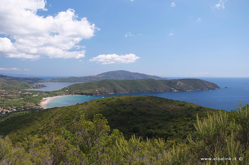 Lacona Beach, Island of Elba