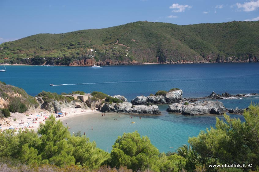 Laconella Beach, Island of Elba